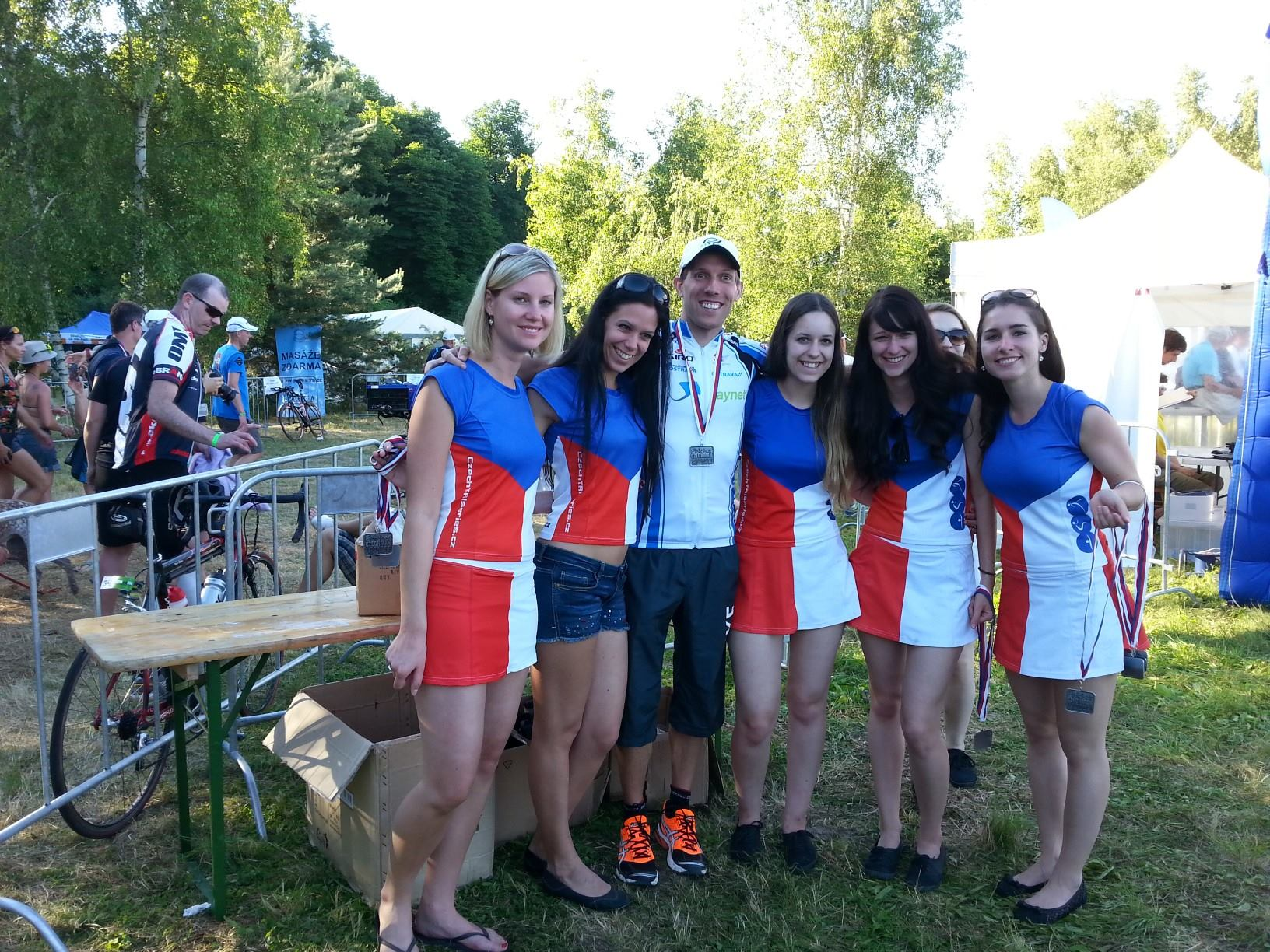 Czechman - (velmi) dlouhý triatlon!