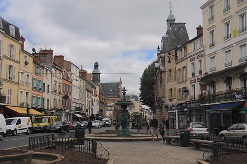 Fontainebleau, Paris