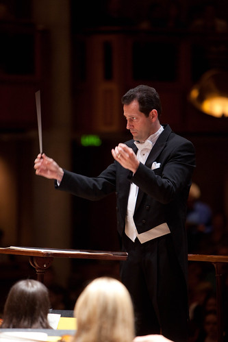 Lamont Symphony Orchestra Conductor Lawrence Golan