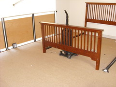 furniture(0.0), handrail(0.0), bed(0.0), studio couch(0.0), stairs(0.0), baby products(0.0), floor(1.0), baluster(1.0), wood(1.0), room(1.0), hardwood(1.0), flooring(1.0),