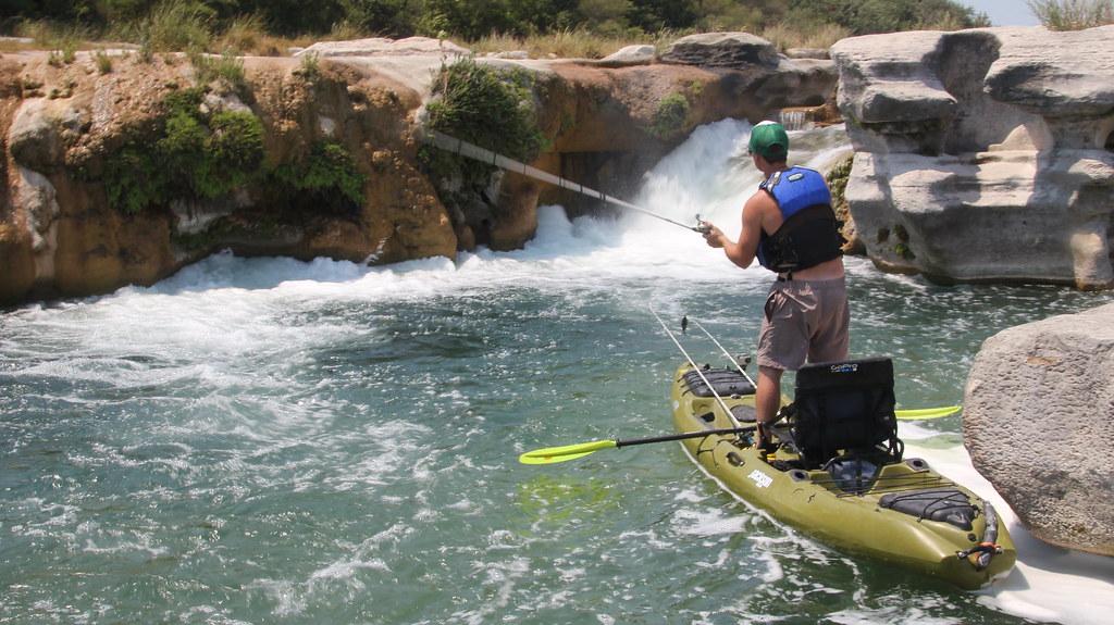 The devil s beauty for Freshwater kayak fishing