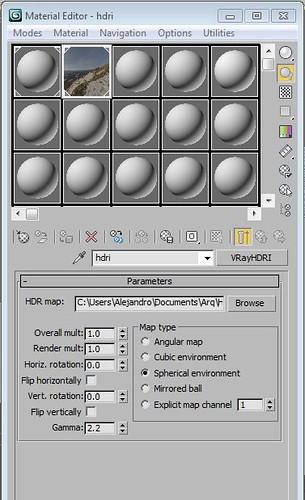 Tutorial para iluminar exteriores en 3Dsmax y Vray ~ #Arqtool ...