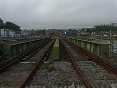 Old Folkestone Harbour Railway