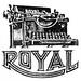 Royal typewriter ads