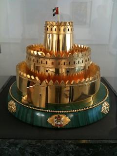 shiny castle