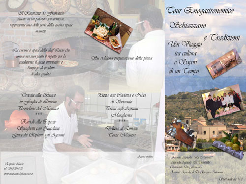 Tour Enogastronomico 2012 a Massalubrense Napoli