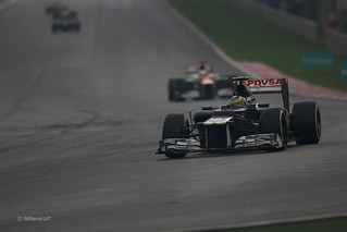 2012 Malaysian Grand Prix - Sunday