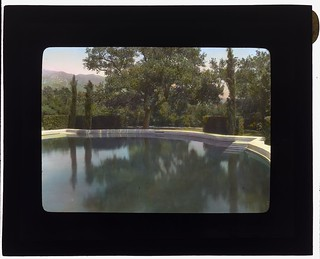 """Arcady,"" George Owen Knapp house, Sycamore Canyon Road, Montecito, California. (LOC)"