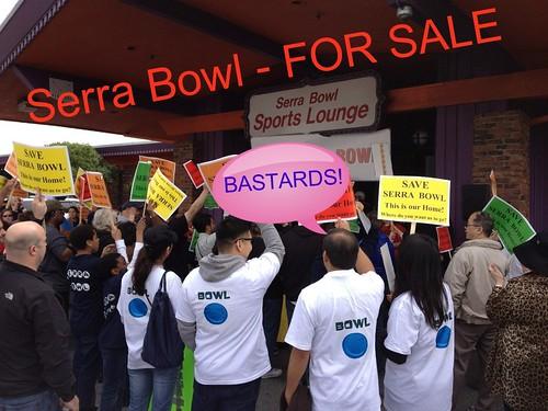 Serra Bowl Rally