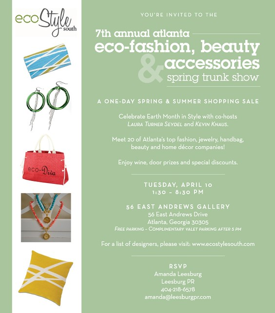 ATL Eco-Fashion Event