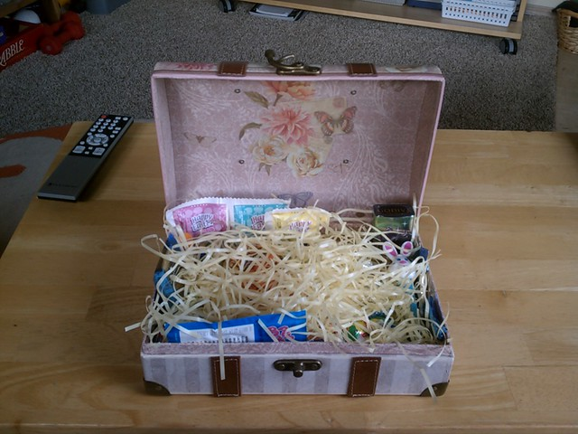 easter treasure box