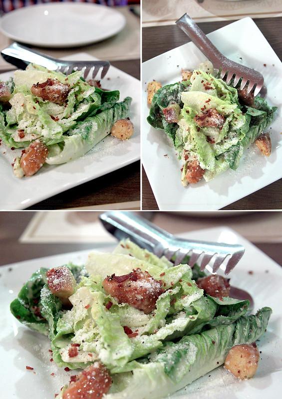 Napa Rustic Caesar Salad