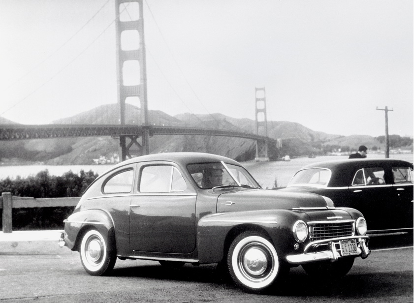 PV444, 1956 £Ѓ§. Рп§Ѓђ б ђЃбвЃђ Golden Gate (USA)