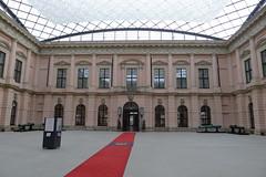 Innenhof: Deutsches Historisches Museum