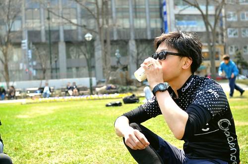 朝錬 2012/04/21