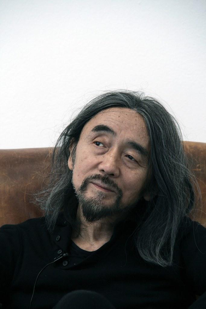 Yohji Yamamoto by Filep Motwary