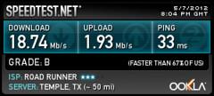 Austin Time Warner Turbo