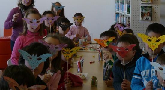 Morcegos na Biblioteca
