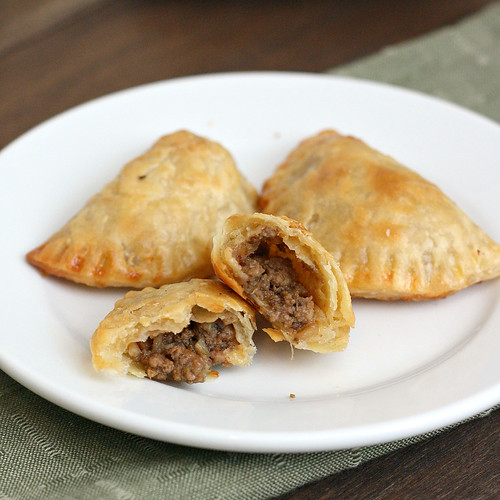 Mini Beef and Cheese Empanadas