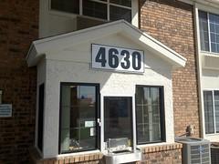 Motel 6 in Tucson - mit der Hausnummer 4630