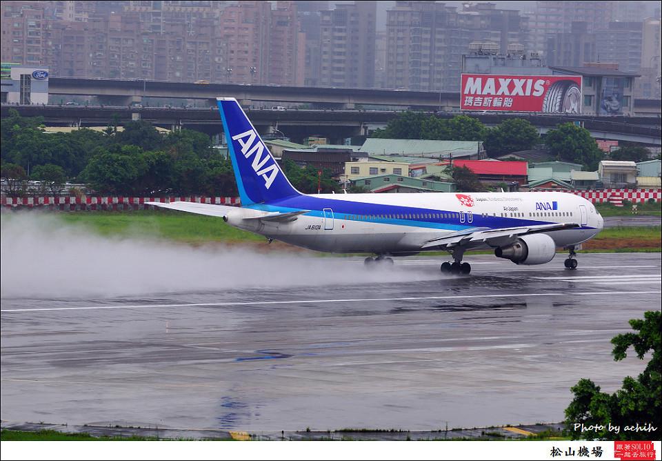 全日空JA610A客機006