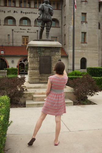 Proper photo-taking posture