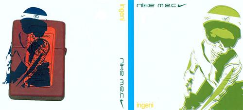 nike M.E.C by toby art