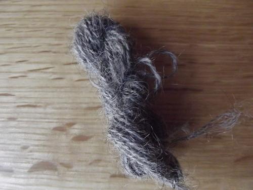 Tiny Gotland skein