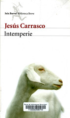 Jesús Carrasco, Intemperie