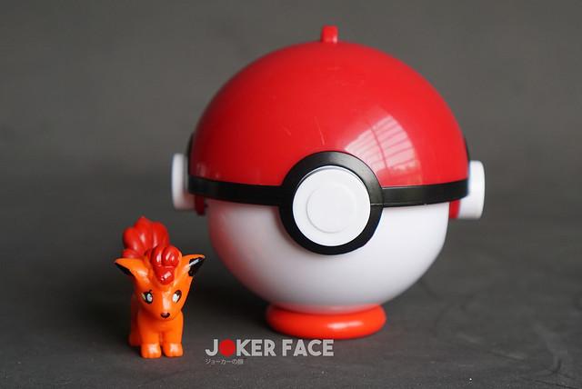 Bóng Pokeball basic bẫy sập - Pokemon