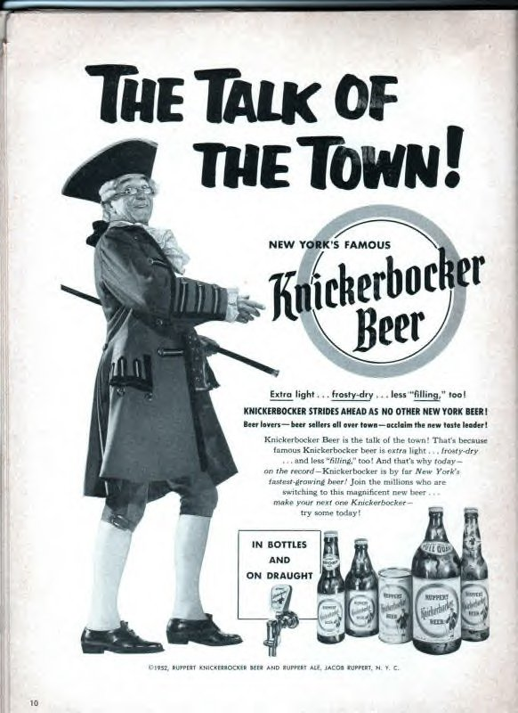 knickerbocker-1952-talk-o-town