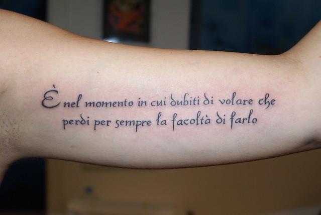 Tattoo Scritte - LiLz.eu - Tattoo DE