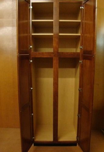 Kraftmaid Maple Kitchen Bathroom Pantry Cabinet 30 Ebay