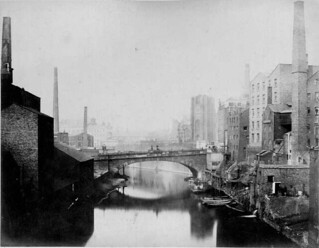 Victoria Bridge, Manchester by James Mudd, c.1864 (GB124.Q38)