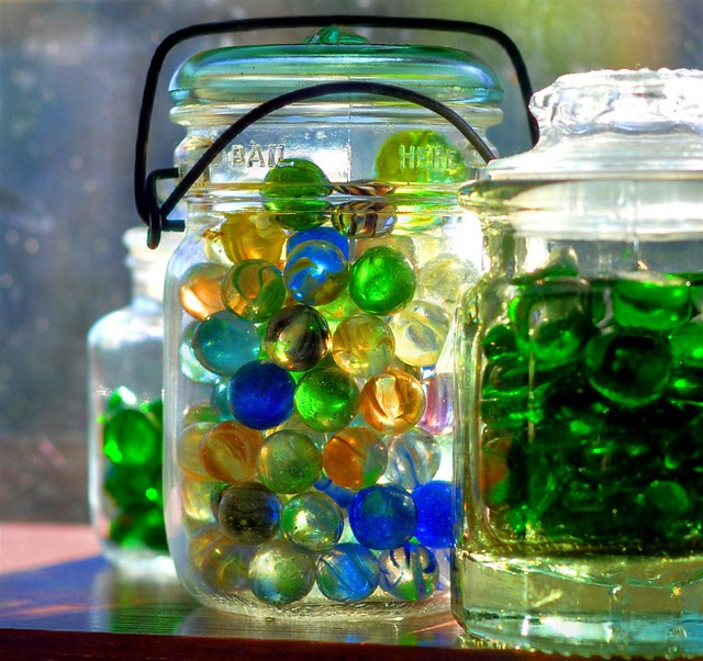 Jar Of Marbles Story : Jar o marbles flickr photo sharing