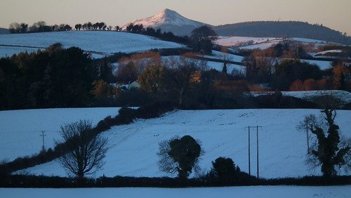 Wicklow Snowscape