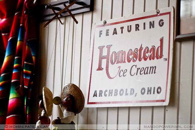 homestead ice cream
