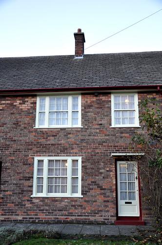 Paul McCartney's childhood house