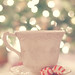 christmas in a cup by Patty Lauren Turpin Photography