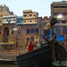 Dawn Boat Ride Along the Ganges River - Varanasi, India