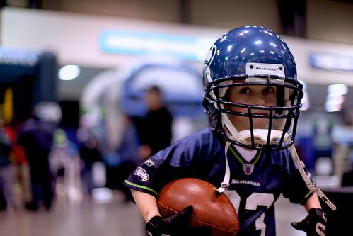 Pro Football Helmet