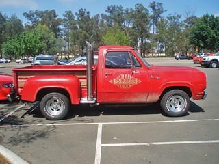 "1979 Dodge Adventurer 150 ""Li'l Red Express Truck"" pick up"