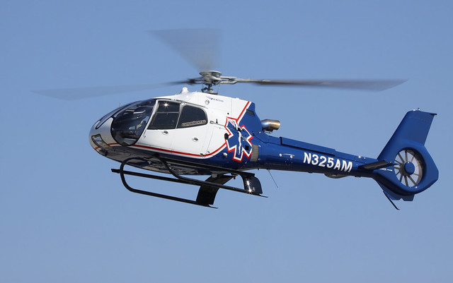 2008 Eurocopter EC-130 B4 Ecureuil, Squirrel - N325AM, Air Methods