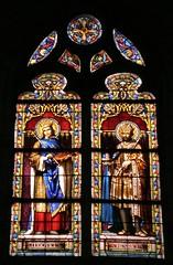 CHURCH OF ST DENIS, AMBOISE, FRANCE