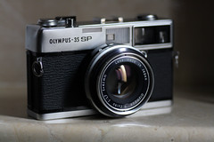 Olympus 35-SP by Mr.FoxTalbot