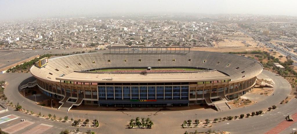 Le Stade Léopold Sédar Senghor