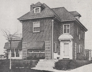 1700 Arlington Avenue in 1919