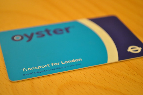 London Underground Oyster card tube fare increases 2011