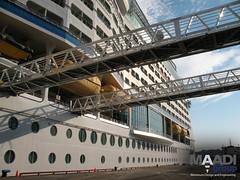 MAADI Group - Aluminum marine gangway - 04