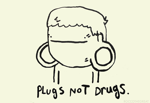 plugs not drugs (SHIRT DESIGN)